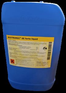 VetAgron myymät Biotronic-happoseokset on tarkoitettu gram-negatiivisten Salmonella- ja E. coli-bakteerien haittojen ehkäisyyn. Esimerkiksi muurahaishapon, propionihapon ja maitohapon seos Biotronic SE Forte sopii rehun säilöntään, sikojen liemiruokintaan, rehuputkistojen ja -säiliöiden puhdistuksen, vasikoiden juoman hapattamiseen tai juomaveden hygienian parantamiseen. 30 litran kanisteri maksaa 30 €, 200 litran säiliö 560 € ja 1000 litran kontti 2500 euroa. www.vetagro.fi